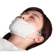快眠鼻呼吸マスク ミントホワイト