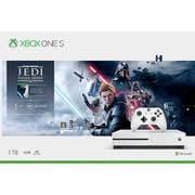 234-01104 [Xbox One S 1TB Star Wars ジェダイ:フォールン・オーダー デラックスエディション 同梱版]