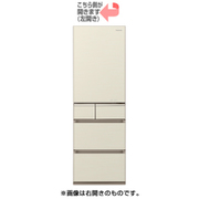 NR-E415PVL-N [微凍結パーシャル搭載冷蔵庫 (406L・左開き) 5ドア シャンパンゴールド]