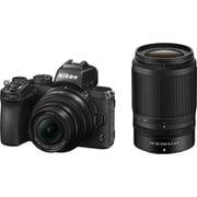 ニコン Z 50 ダブルズームキット [ボディ DXフォーマット+交換レンズ「NIKKOR Z DX 16-50mm f/3.5-6.3 VR」+「NIKKOR Z DX 50-250mm f/4.5-6.3 VR」]