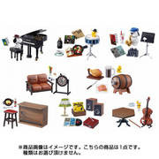 SNOOPY'S Little Jazz Cafe 1個 [コレクショントイ]