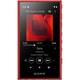 NW-A105 RM [ポータブルオーディオプレーヤー Walkman(ウォークマン) A100シリーズ 16GB ハイレゾ音源対応 レッド]