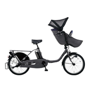 BE-ELFE032N [電動アシスト自転車 ギュット・クルーム・EX 20型 内装3段変速 16.0Ah マットディープグレー]