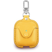 CLCPO003 [Cozistyle - AirPods Leather Case Gold]