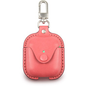 CLCPO009 [Cozistyle - AirPods Leather Case Hot Pink]