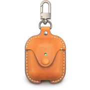 CLCPO018 [Cozistyle - AirPods Leather Case Light Brown]