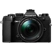 OM-D E-M5 Mark III 14-150mmII レンズキット BLK [ボディ+交換レンズ「M.ZUIKO DIGITAL ED 14-150mm F4.0-5.6 II」 ブラック]