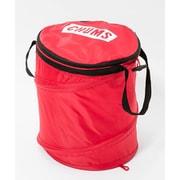 ポップアップトラッシュカン Pop Up Trashcan CH62-1167 R001 Red [アウトドア キャンプ小物 ゴミ箱]