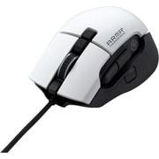 M-ARMA50WH [ゲーミングマウス/ARMA/光学式/16000dpi/8ボタン/有線/ホワイト]