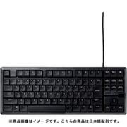 TK-ARMA30BK [ゲーミングキーボード/ARMA/薄型メカニカル/5000万回耐久スイッチ/日本語配列/有線/ブラック]