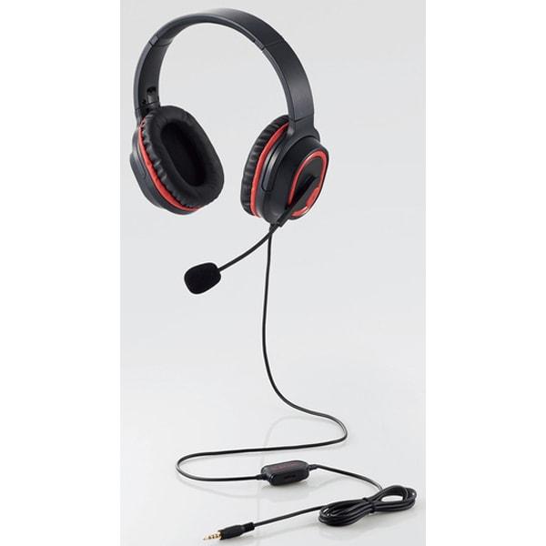 HS-G30BK [ゲーミングヘッドセット/HS-G30/オーバーヘッド/ブラック]