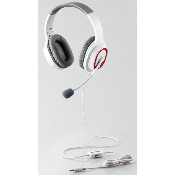 HS-G30WH [ゲーミングヘッドセット/HS-G30/オーバーヘッド/ホワイト]