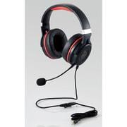 HS-G60BK [ゲーミングヘッドセット/HS-G60/オーバーヘッド/ブラック]