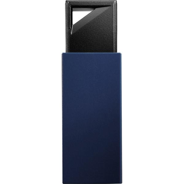 U3-PSH64G/B [USB 3.1 Gen 1/2.0対応 USBメモリー 64GB ブルー]