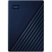 WDBA2D0020BBL-JESN [Mac用ポータブルHDD 2TB USB3.0 タイムマシン対応 My Passport for Mac ブルー]