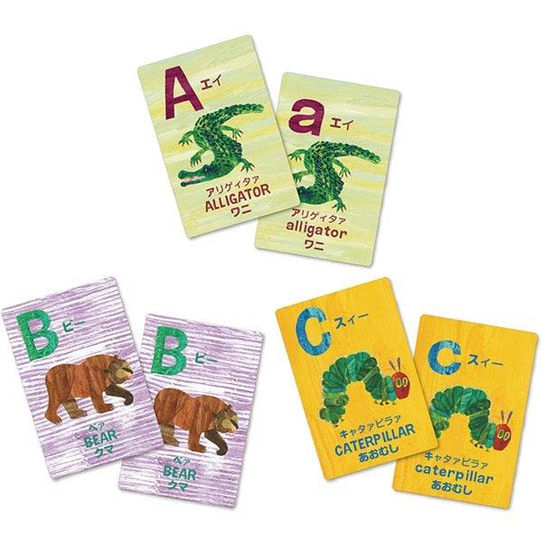 はらぺこあおむし ABCカードゲーム [対象年齢:3歳~]