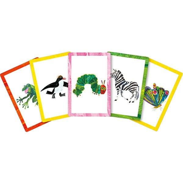 はらぺこあおむし えあわせカードゲーム [対象年齢:3歳~]