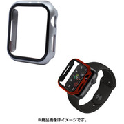AW-PC44-SV [Apple Watch PCカバー 44mm シルバー]