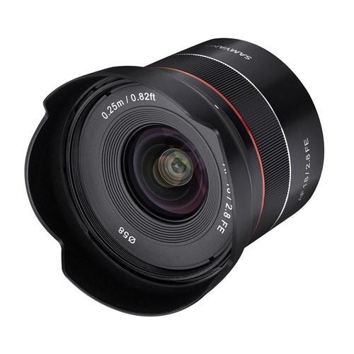 SAMYANG AF 18mm F2.8 FE [18mm F2.8 ソニーEマウント]