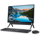 FI557-9WHBBC [Inspiron 24 5490/一体型デスクトップ/Core i5-10210U/メモリ8GB/SSD256GB+HDD1TB/Windows 10 Home 64ビット/Office Home&Business 2019/ブラック]