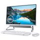 FI557-9WHBSC [Inspiron 24 5490/一体型デスクトップ/Core i5-10210U/メモリ8GB/SSD256GB+HDD1TB/Windows 10 Home 64ビット/Office Home&Business 2019/シルバー]