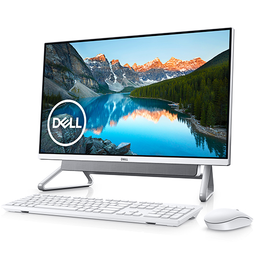 FI779-9WHBSC [Inspiron 27 7790/一体型デスクトップ/Core i7-10510U/メモリ16GB/SSD256GB+HDD1TB/Windows 10 Home 64ビット/Office Home&Business 2019/シルバー]