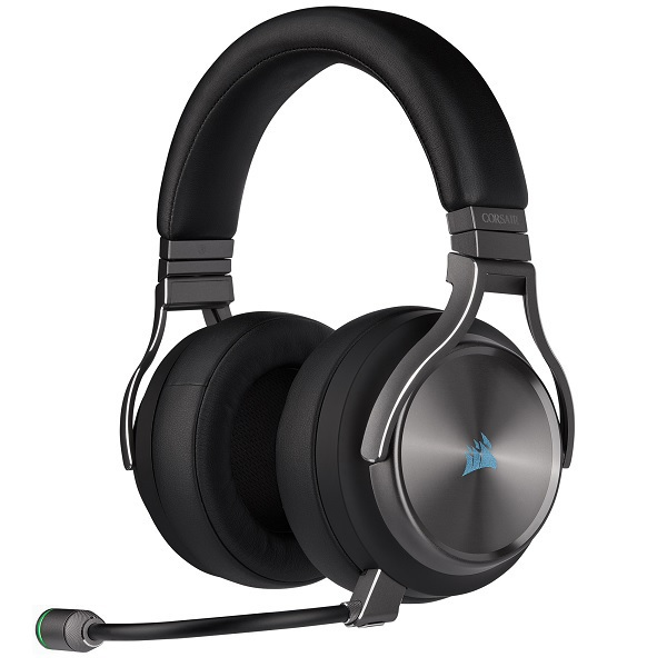 CA-9011180-AP [ゲーミングヘッドセット VIRTUOSO RGB WIRELESS SE -Gunmetal-]