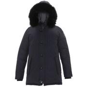 メンズポラリス 900FPジャケット ブラック XLサイズ [アウトドア ダウンウェア メンズ]