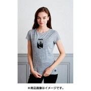 PRESERVINGTシャツ SNW013034 グレーJ68 Mサイズ [アウトドア カットソー レディース]