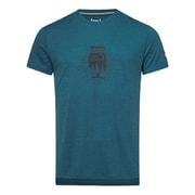 Tシャツ SNM013464 chブルーK07 Sサイズ [アウトドア カットソー メンズ]