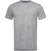 Tシャツ SNM013464 chグレーJ06 Sサイズ [アウトドア カットソー メンズ]