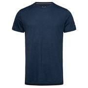 Tシャツ SNM013464 chネイビーJ63 Mサイズ [アウトドア カットソー メンズ]