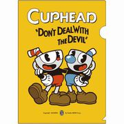 CUPHEAD A4クリアファイル1 [キャラクターグッズ]