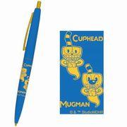 CUPHEAD BICボールペン 2ブルー [キャラクターグッズ]