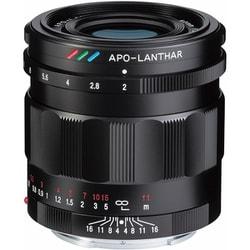 APO-LANTHAR 50mm F2 Aspherical E-mount [APO-LANTHAR(アポランター) 50mm/F2 ソニーEマウント]