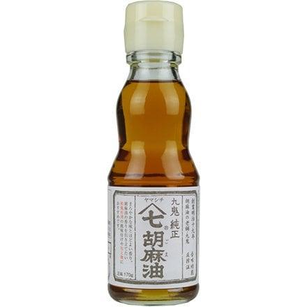 ヤマシチ純正胡麻油 170g