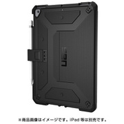 UAG-RIPD7F-BK [UAG社製iPad (第7世代)用METROPOLIS Case ブラック]
