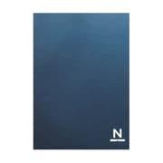 NN-16 [ノンブルノート「N」濃藍×翡翠]