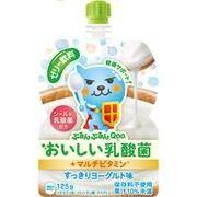 ミニッツメイド ぷるんぷるんQoo おいしい乳酸菌 125g×6袋