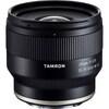 """タムロンより35mmフルサイズミラーレス一眼カメラ対応のソニーEマウント用""""寄れる""""単焦点レンズシリーズの予約受付開始!"""