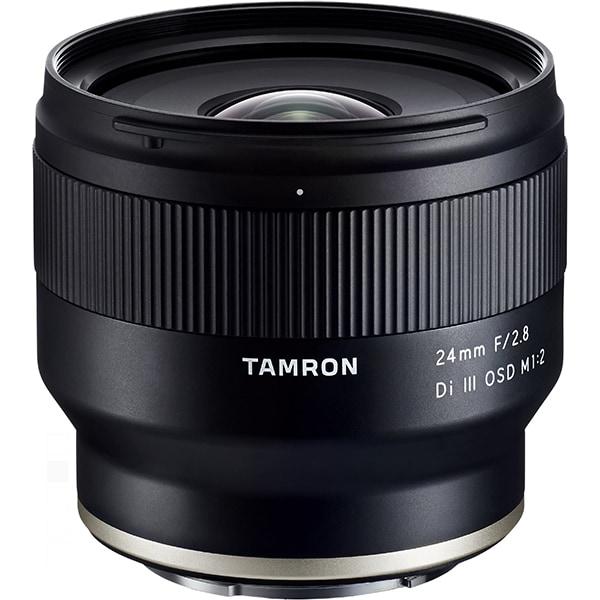 24mm F/2.8 Di III OSD M1:2(Model F051) [24mm F2.8 ソニーEマウント]