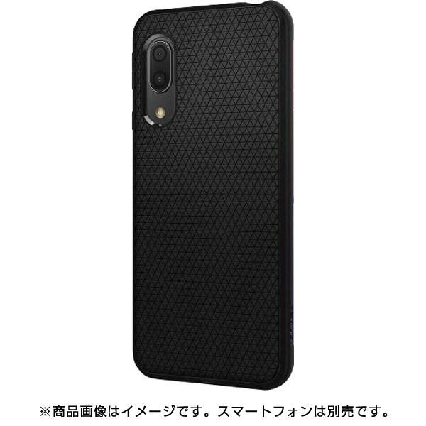ACS00181 [AQUOS Sense3 Liquid Air Matte Black]