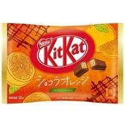 限定 キットカットミニ ショコラオレンジ 12枚