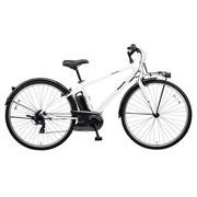 BE-ELVS772F [電動スポーツバイク VELO-STAR(ベロスター) 700×38C 外装7段変速 クリスタルホワイト]