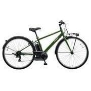 BE-ELVS772G [電動スポーツバイク VELO-STAR(ベロスター) 700×38C 外装7段変速 グリーン]
