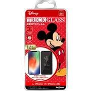 IN-DP21FG/MK1 [iPhone 11/XR 『ディズニーキャラクター』/トリックガラスフィルム 10H/『ミッキーマウス』]