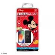 IN-DP23FG/MK1 [iPhone 11 Pro/XS/X 『ディズニーキャラクター』/トリックガラスフィルム 10H/『ミッキーマウス』]