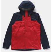 ザスロープジャケット PM3436 (613)Mountain Red Sサイズ [アウトドア レインウェア メンズ]