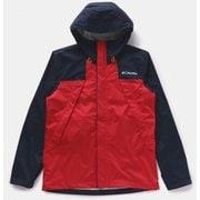 ザスロープジャケット PM3436 (613)Mountain Red XLサイズ [アウトドア レインウェア メンズ]