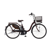 PA26W カカオ [電動アシスト自転車 PAS With(パス ウィズ) 26型 内装3段変速 12.3Ah]
